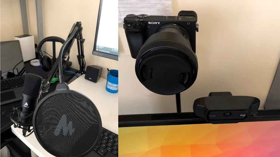 CoderDave equipments